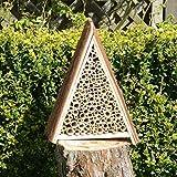 Gardigo Bienenhotel, Bienen-Insektenhotel, Bienenhaus zum Nisten und Überwintern - 6