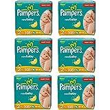 Pampers Windeln Baby Dry Mini 2 Gr. 3-6 Kg bis zu 648 Stk.
