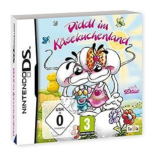 Diddl im Käsekuchenland – [Nintendo DS]