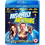 Absolutely Anything [Blu-ray] UK-Import, Sprache: Englisch.