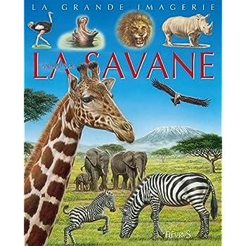 La grande imagerie - Les animaux de la savane