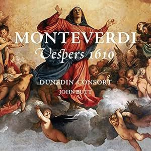 Monteverdi: Vespers 1610