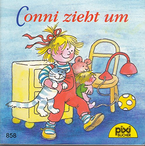 Conni zieht um - Pixi-Buch Nr. 858 - Einzelexemplar aus PIXI-Serie 102 (Serie 858)