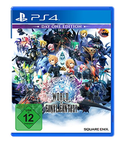 Square Enix World of Final Fantasy D1 Edition - PS4
