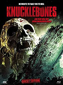 Knucklebones - Uncut/Mediabook  (+ DVD) [Blu-ray] [Limited Edition]