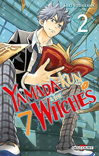 Yamada Kun & the 7 Witches Edition simple Tome 2