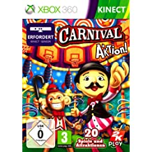 Carnival Games: In Aktion (Kinect erforderlich) [Importación alemana]