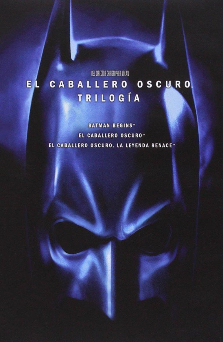 Pack Batman Nolan: Batman Begins + El Caballero Oscuro + El Caballero Oscuro: La Leyenda Renace