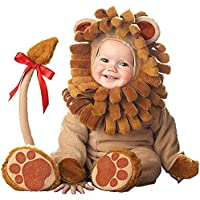 Toddler Baby Infant Male Lion King of Jungle Dress up Outfit Costume