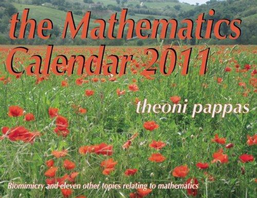 The Mathematics 2011 Calendar