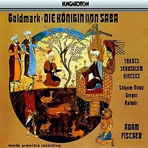 Goldmark karoly la reine de saba