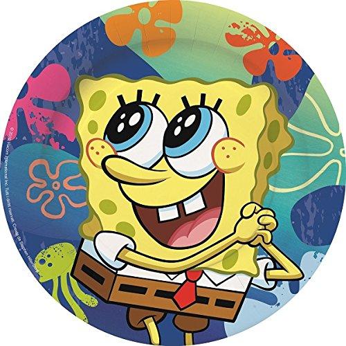 SpongeBob Partyteller Ø 23 cm