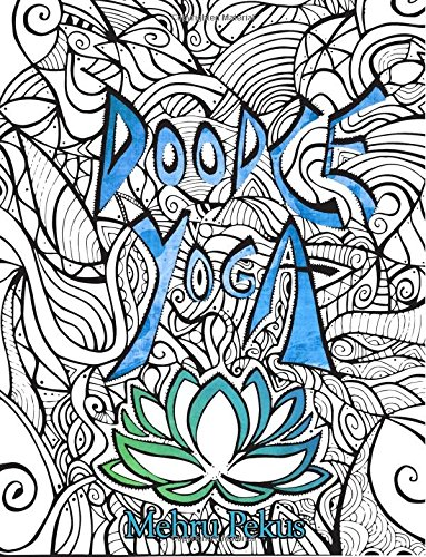 Doodle Yoga: An Adult Coloring Book for the Inner Child thumbnail