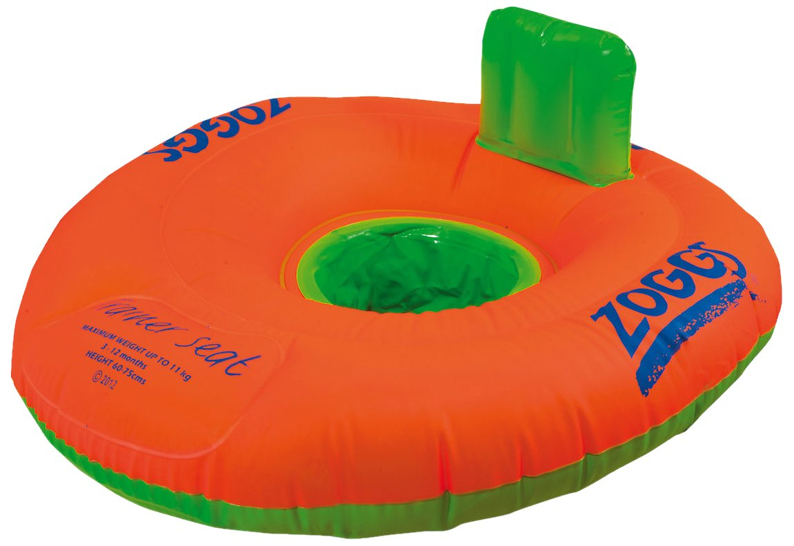 Zoggs Swimming Trainer Inflatable Float Seat: Amazon.co.uk: Sports ...