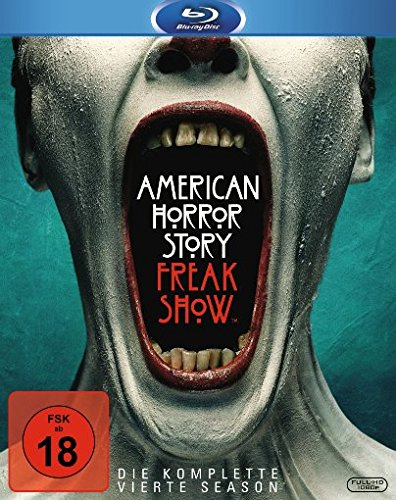 American Horror Story - Season 4 [Blu-ray] - Dell-kamera