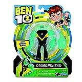 Ben 10 - Figura Básica de Diamondhead (Giochi Preziosi BEN00000)