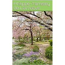 Deux jardiniers émérites_Peiresc et Vespasien Robin (French Edition)