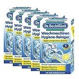 5x Dr. Beckmann Waschmaschinen Hygiene Reiniger 250g - Saubere Maschine für frische Wäsche