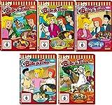 Bibi & Tina - DVD 6-10 zur Zeichentrick TV-Serie im Set - Deutsche Originalware [5 DVDs]