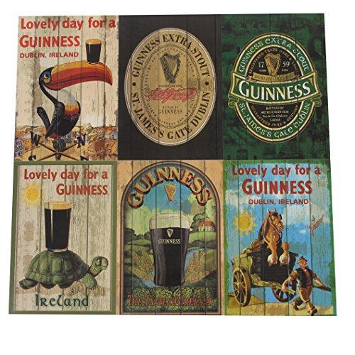 guinness-nostalgie-postkarten-set