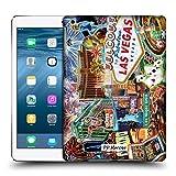 Head Case Designs Offizielle P.D. Moreno Las Vegas 1 Staedte Ruckseite Hülle für iPad Air (2013)