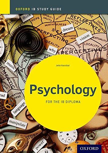 Ib study guide: psychology. Per le Scuole superiori. Con espansione online (Ib Study Guides)
