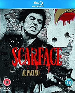 Scarface [Blu-ray] [1983] [Region Free] (B00AQHWC4O) | Amazon price tracker / tracking, Amazon price history charts, Amazon price watches, Amazon price drop alerts
