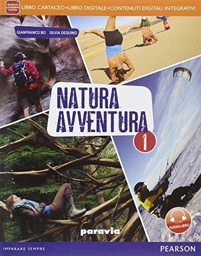 Natura avventura. Con Laboratorio. Per la Scuola media. Con e-book. Con espansione online: 1