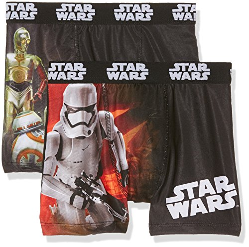 Star Wars packx2, Boxer Bambino, Mehrfarbig (Multicolor A4), 164 cm (pacco da 2 )