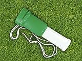 Corne de Brume de Supporter Surprenant Réutilisable ne nécessite pas de bombe aérosol sous pression Il suffit en effet de souffler à l'intérieur par le petit trou se trouvant sur le côté Fournie avec une lanière pour la porter coupe du monde Irland :Vert blanc_1