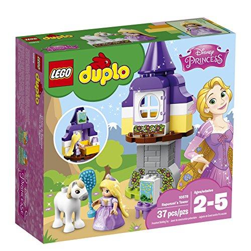 Lego duplo princess tm-la torre di rapunzel, 10878