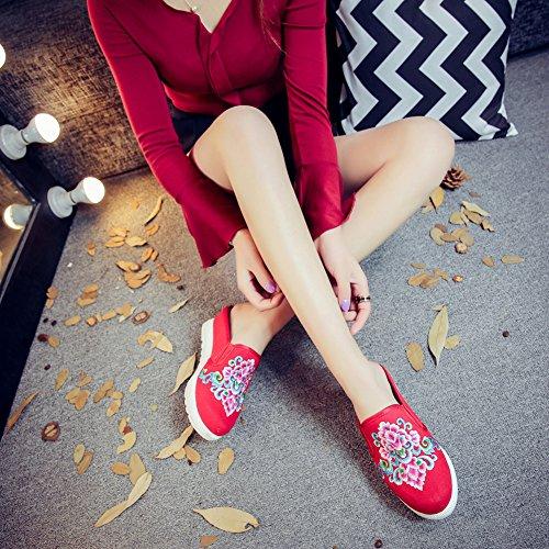 Icegrey - Pantofole Donna Rot
