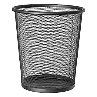 ArtMoon Mesh Waste Paper Bin 12L Powder-coated Steel