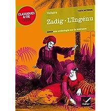 Zadig: suivi de L'Ingénu