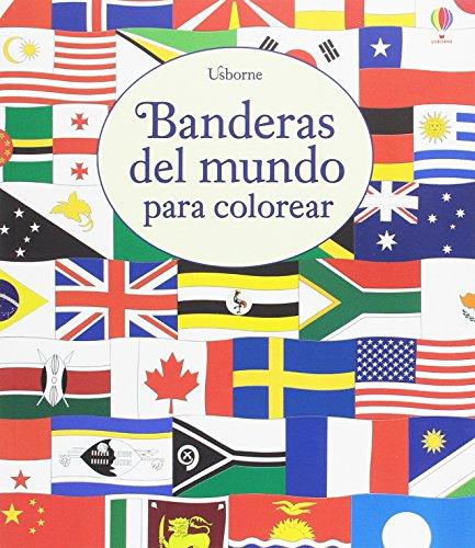 Banderas del mundo para colorear por Susan Meredith