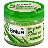 Balea Totes Meer Salz Öl-Peeling Lemongras Duft, 250 ml