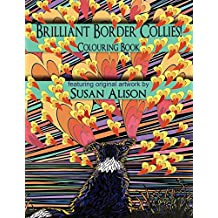 Brilliant Border Collies! A dog lover's colouring book