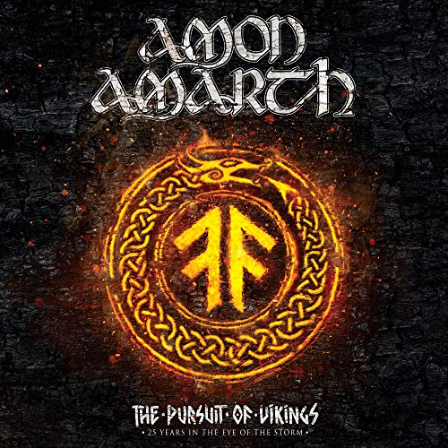 Amon Amarth - The Pursuit Of Vikings: 25 Years In The Eye Of The Storm [Italia] [DVD]