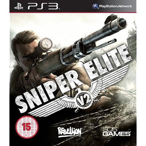 [Import Anglais]Sniper Elite V2 Game PS3