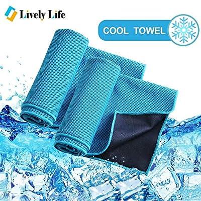 Lively Life Kühlung Handtuch