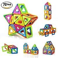 Introduzione:  Apri la porta per immaginazione illimitata! Lasciate che la creatività dei tuoi bambini sia selvaggia. Con i blocchi di costruzione magnetici di PovKeever, impareranno forme, costruzione e altro ancora! E hanno infinite quantità di di...