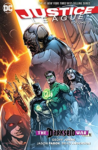 Justice League TP Vol 7 Darkseid War Part 1
