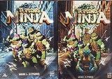 Les Tortues Ninja : Coffrets Saisons 1 et 2 [DVD]