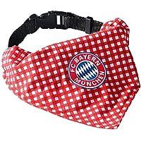 FC Bayern München cani foulard con collare a quadri 20375