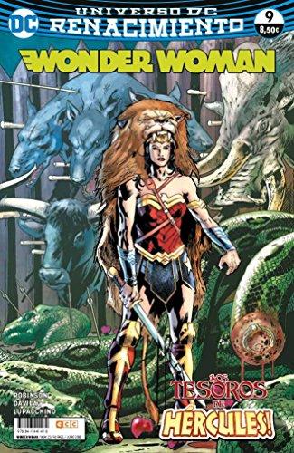 Wonder Woman núm. 23/9 (Renacimiento) (Wonder Woman (Nuevo Universo DC)) por James Robinson