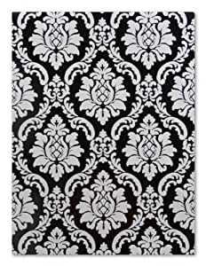 barock tapete 08521 40 schwarz wei barock. Black Bedroom Furniture Sets. Home Design Ideas
