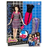 Toy - Barbie DTD99 Fashionistas Chick with a Wink Doll