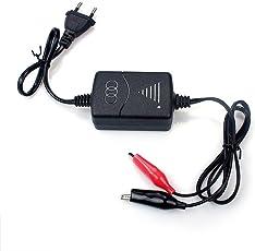 12V versiegelte Blei-Säure- (SLA) Batterie-intelligentes Ladegerät 1300mA, mit Kurzschluss-Überlastschutz,konstanter Strom-konstante Spannung-Trickle dreistufiges Laden