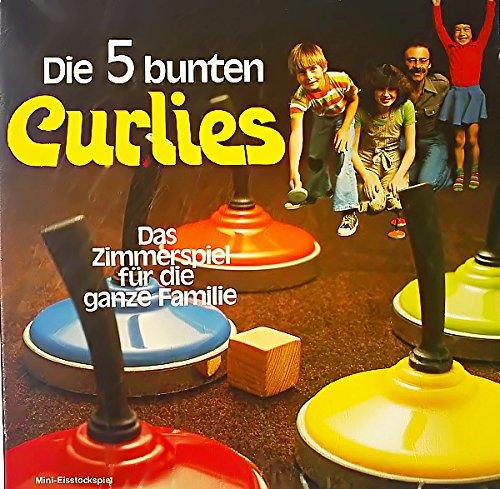 Curlies - Die 5 bunten