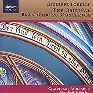 The Original Brandenburg Concertos